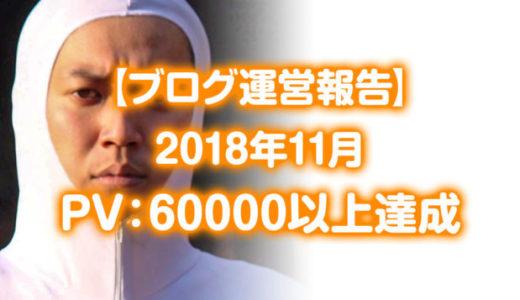 【ブログ運営報告・11月】約半年でPV15万以上・収益10万以上出せたワケ