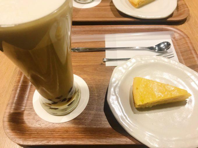 銀座でタピオカミルクティー飲みたいなら「Cha Nova 」で決まり!:ChaNovaの味