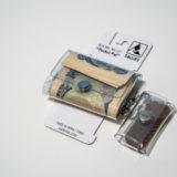 ミニマリスト&シンプリスト愛用のミニ財布